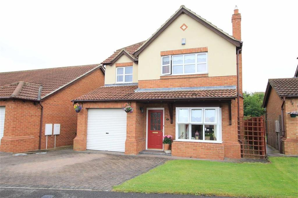 4 Bedrooms Detached House for sale in Millwood, Chilton, County Durham