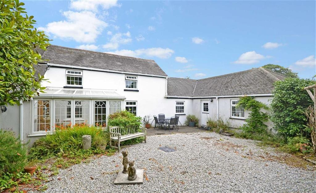 4 Bedrooms Detached House for sale in Woodstock, Rosudgeon, Penzance, Cornwall, TR20
