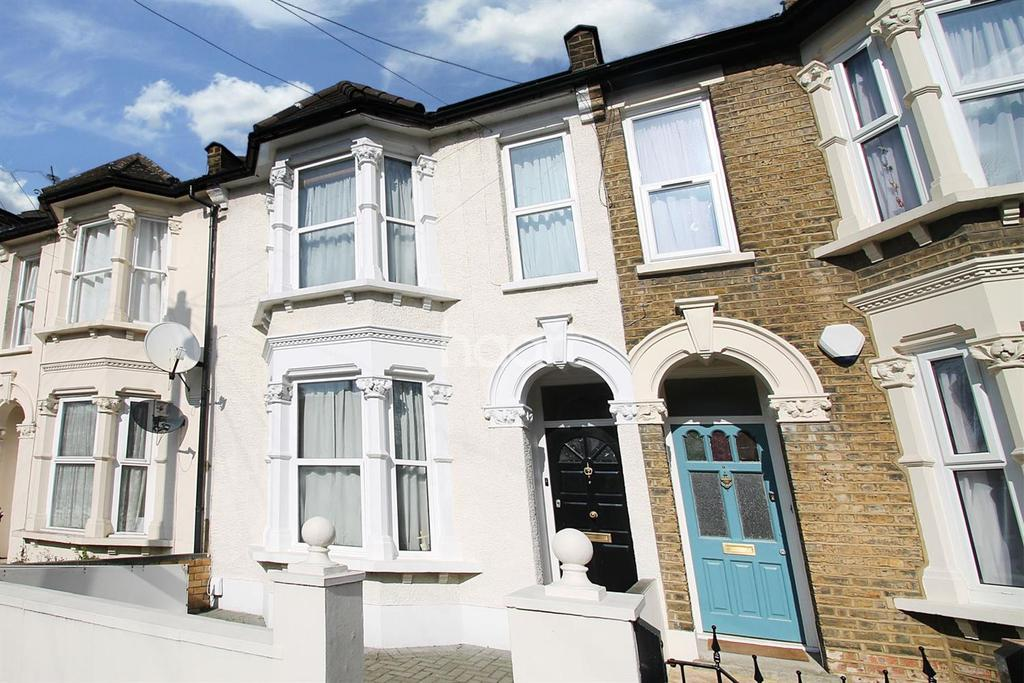 4 Bedrooms Terraced House for sale in Connaught Road, Upper Leytonstone