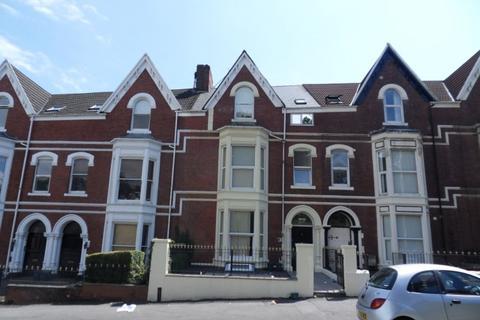 2 bedroom apartment to rent - Flat E, Sketty Road, Uplands, Swansea. SA2 0EU