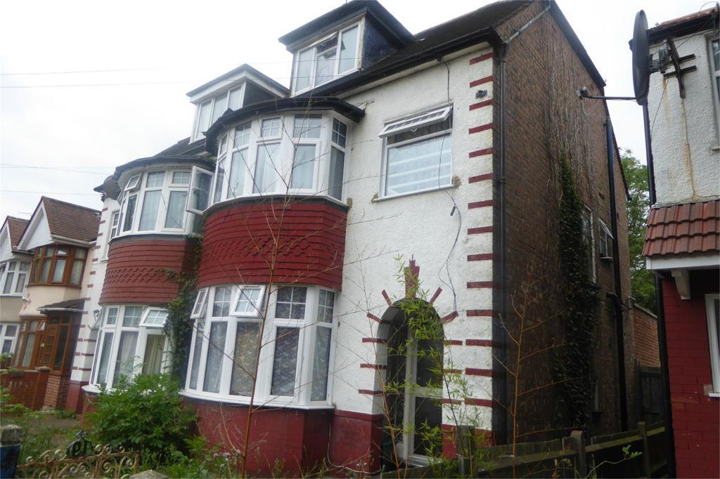 7 Bedrooms Semi Detached House for sale in Lancelot Avenue Wembley HA0 2BA, Wembley