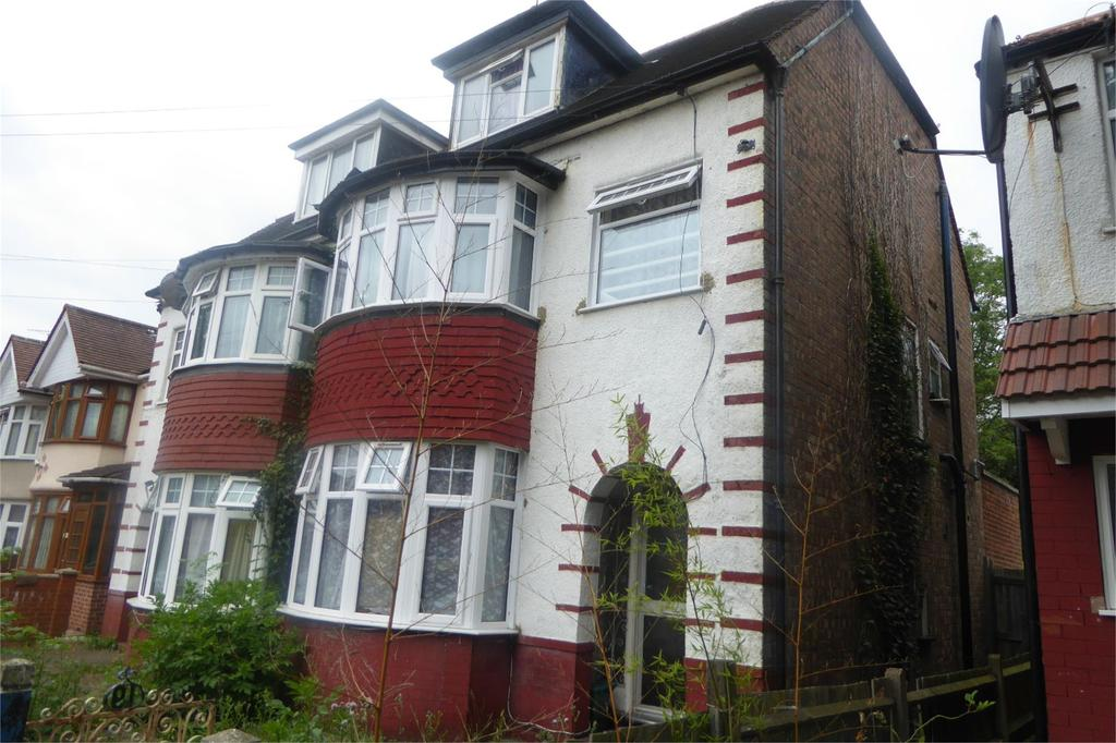 7 Bedrooms Semi Detached House for sale in Lancelot Avenue Wembley HA0 2BA, Wembley, Greater London