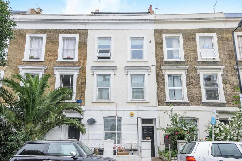 3 Bedrooms Flat for sale in Windsor Road, Holloway, N7