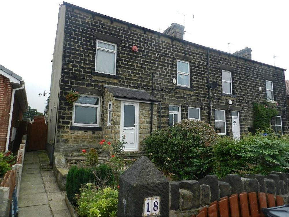 3 Bedrooms End Of Terrace House for sale in South Road, High Green, SHEFFIELD, South Yorkshire