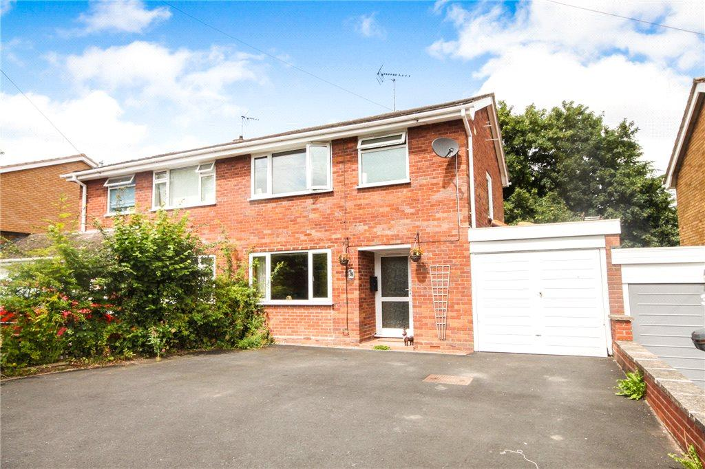 3 Bedrooms Semi Detached House for sale in Orchard Close, Rock, Kidderminster, Worcestershire, DY14
