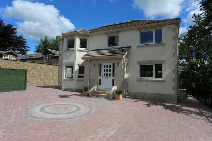 4 Bedrooms Detached House for sale in Trevena, 88 Drymen Road, Bearsden, G61 2SY