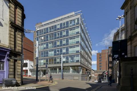1 bedroom apartment to rent - Broughton House, 50 West Street, Sheffield, S1 4EX