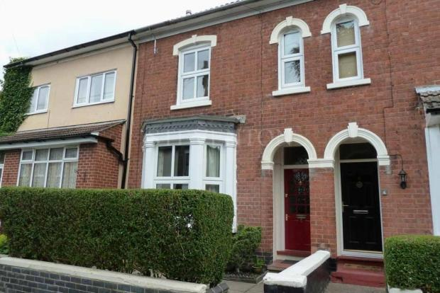 3 Bedrooms Terraced House for sale in EAGLE STREET PENN FIELDS WOLVERHAMPTON