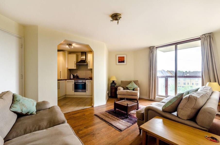 1 Bedroom Apartment Flat for sale in Spice Court - Asher Way - West Wapping