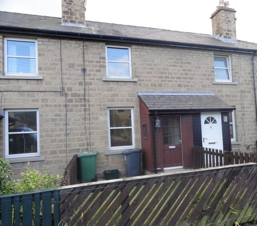 2 Bedrooms Terraced House for sale in Town Avenue, Huddersfield, West Yorkshire, HD1