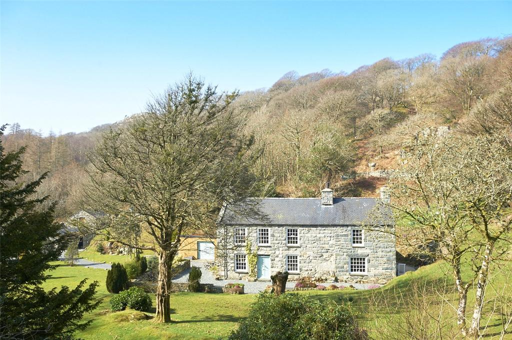 4 Bedrooms Detached House for sale in Llanbedr, Gwynedd