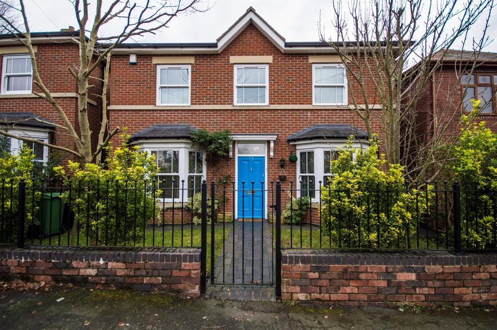 4 Bedrooms Detached House for sale in Monument Avenue, Stourbridge