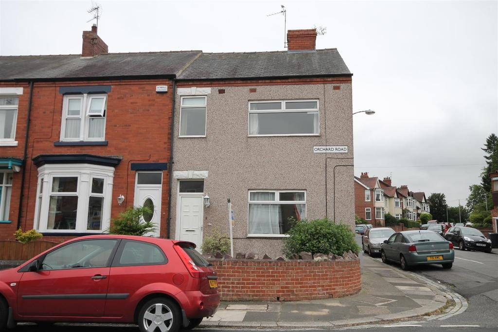 4 Bedrooms Terraced House for sale in Orchard Road, Darlington