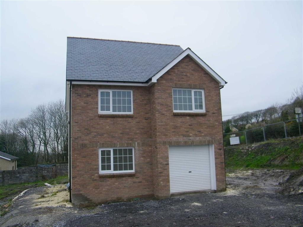 4 Bedrooms Detached House for sale in Clos Y Gat, Clos Y Gat, Gorslas