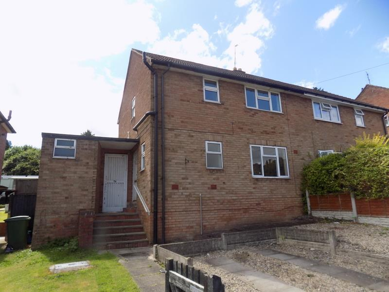 3 Bedrooms Semi Detached House for sale in Parkside Halesowen