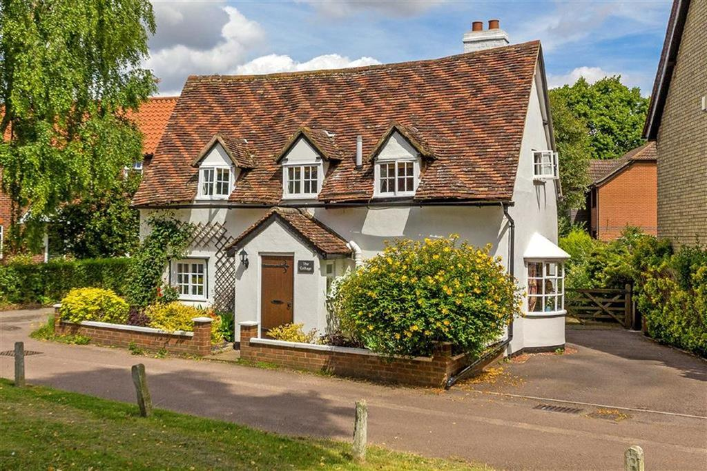 4 Bedrooms Detached House for sale in The Green, Ickleford, Hertfordshire