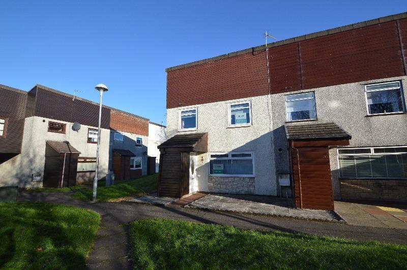 3 Bedrooms Terraced House for sale in Stroma Court, Irvine, North Ayrshire, KA11 4JF