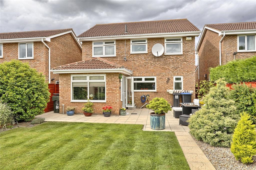 4 Bedrooms Detached House for sale in The Pastures, Coulby Newham