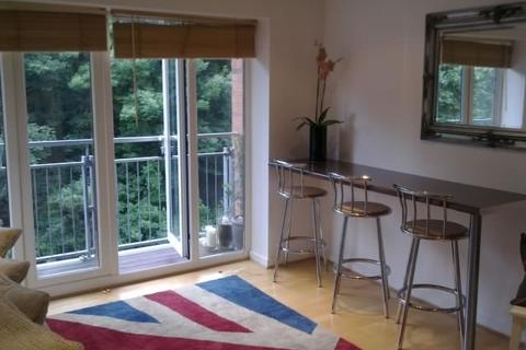 2 bedroom apartment to rent - The River Building, Western Road, West End, Leicester LE3