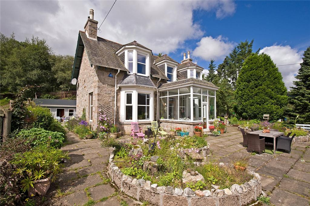 4 Bedrooms Detached House for sale in Ellanfern, Braemar, Aberdeenshire
