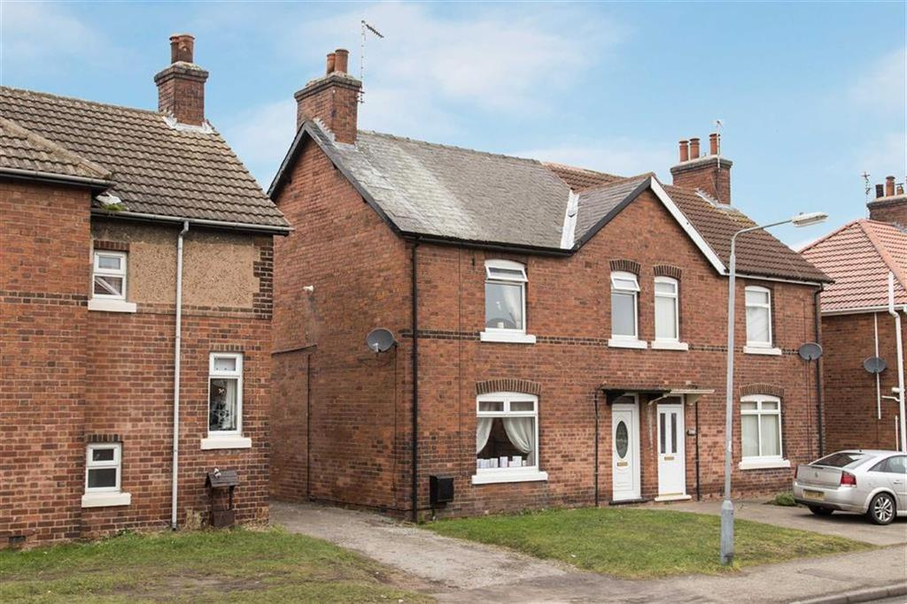 3 Bedrooms Semi Detached House for sale in Whinney Lane, Ollerton