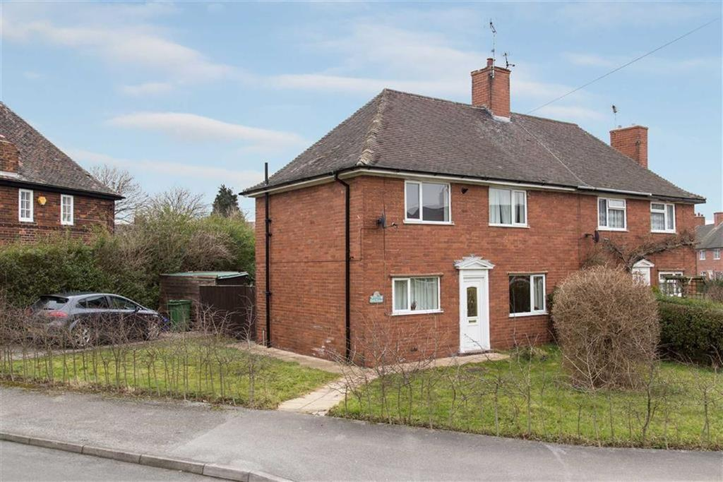 3 Bedrooms Semi Detached House for sale in Sixth Avenue, Edwinstowe