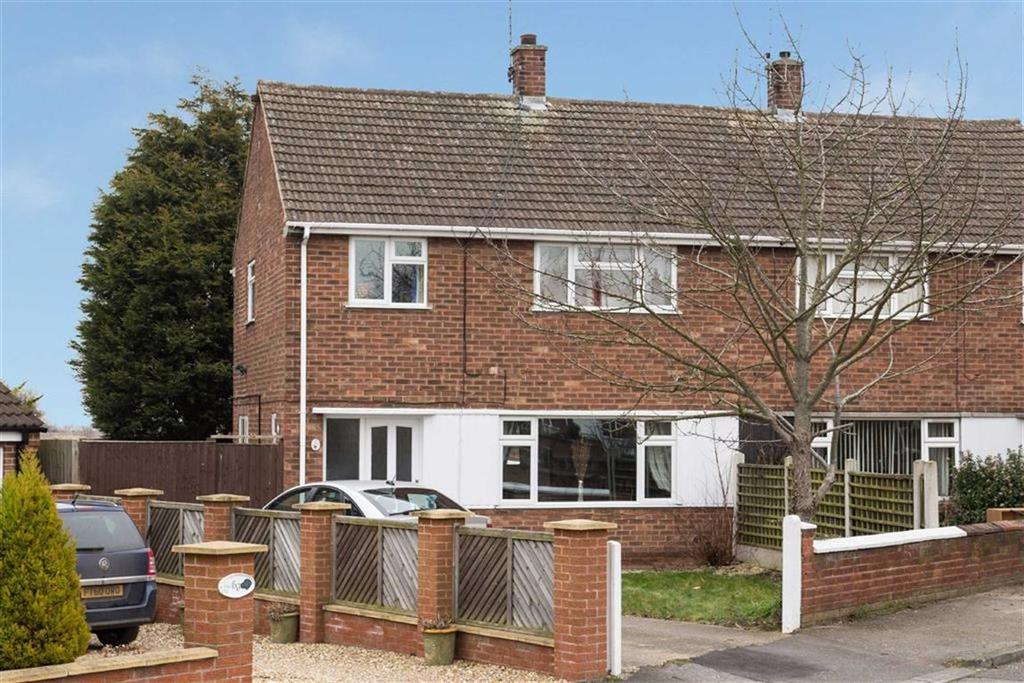 3 Bedrooms Semi Detached House for sale in Henton Road, Edwinstowe