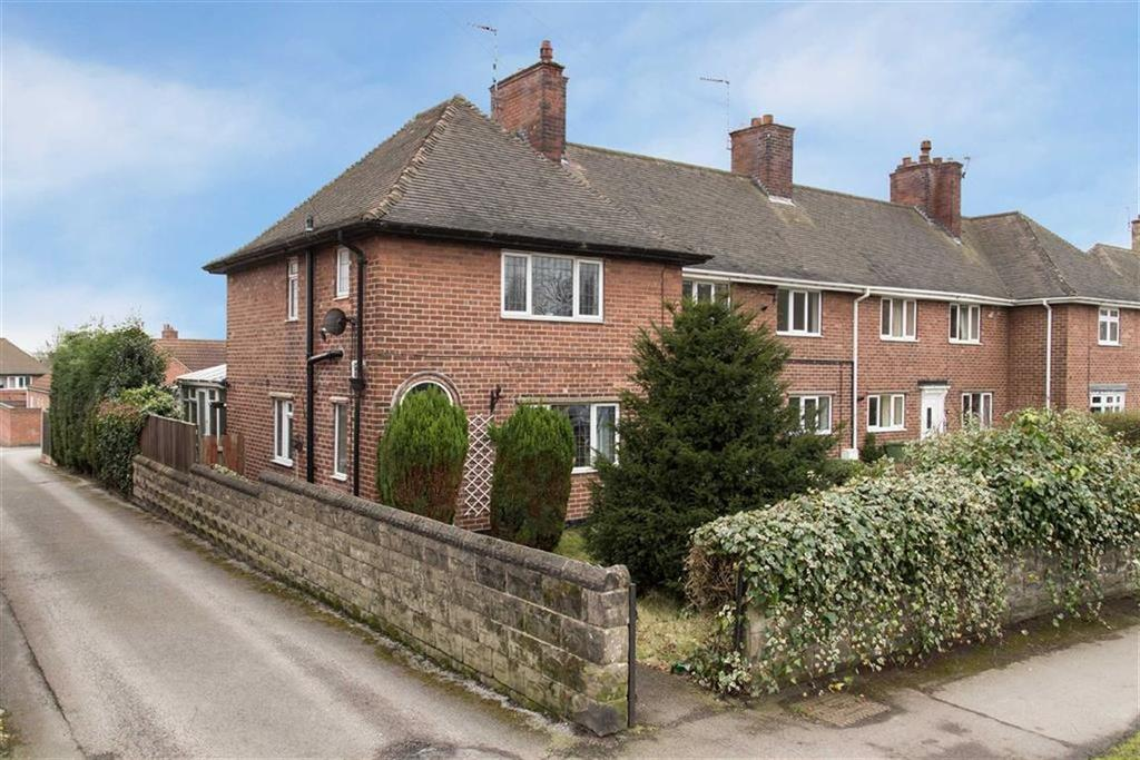 3 Bedrooms Semi Detached House for sale in Mansfield Road, Edwinstowe