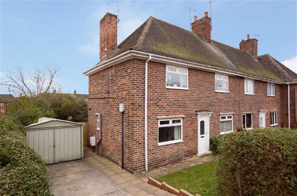 3 Bedrooms End Of Terrace House for sale in Second Avenue, Edwinstowe