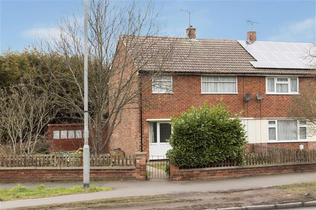 3 Bedrooms Semi Detached House for sale in Tuxford Road, Boughton