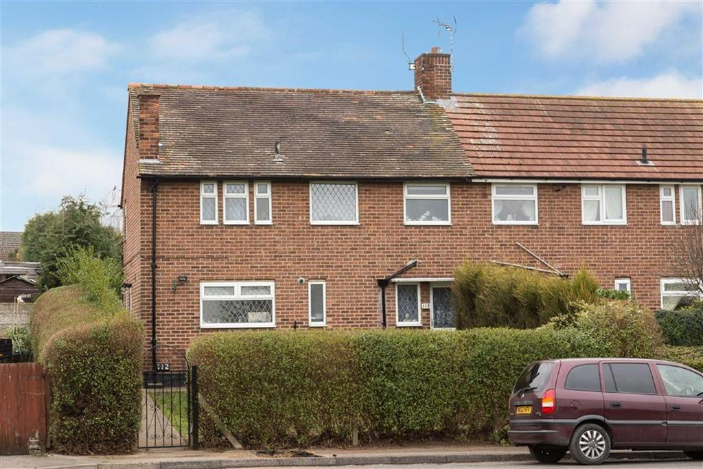 3 Bedrooms Semi Detached House for sale in Yew Tree Road, Ollerton