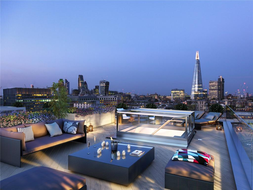 3 Bedrooms Flat for sale in Music Box, Union Street, London