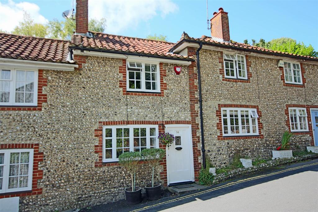 1 Bedroom Cottage House for sale in Little Wickets, Church Hill, Patcham Old Village, Brighton