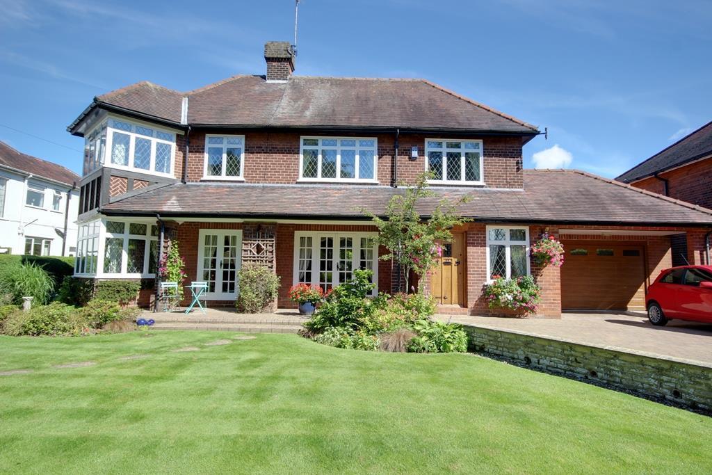 5 Bedrooms Detached House for sale in Riplingham Road, Kirk Ella