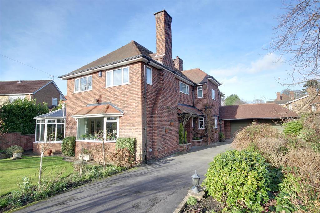 5 Bedrooms Detached House for sale in West Ella Road, Kirk Ella