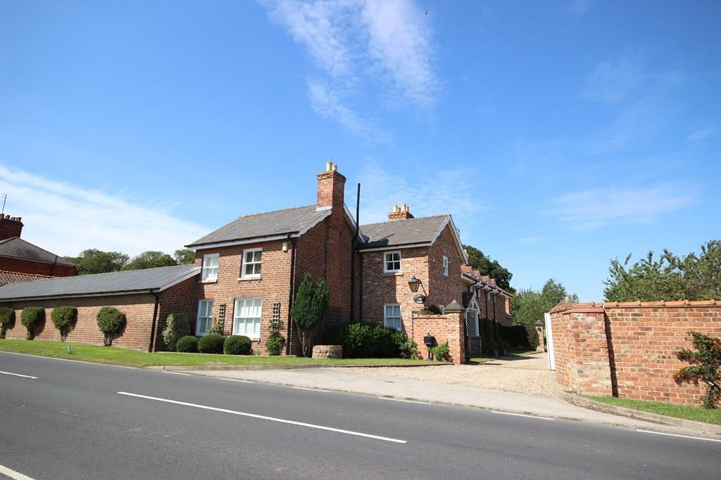 4 Bedrooms Detached House for sale in Westfield Road, Raywell, Cottingham