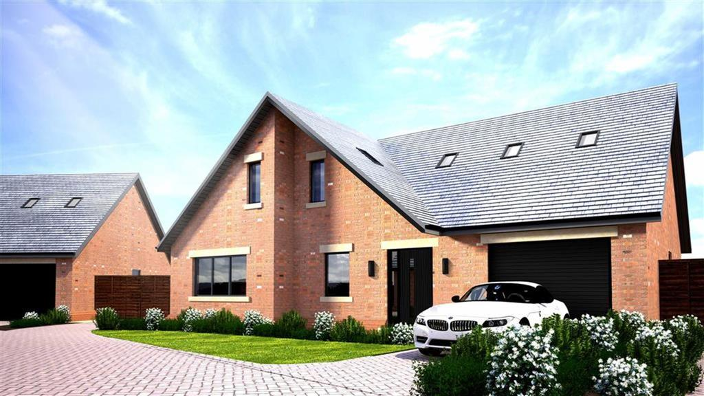 4 Bedrooms Detached House for sale in Hall Moss Lane, Bramhall, Cheshire