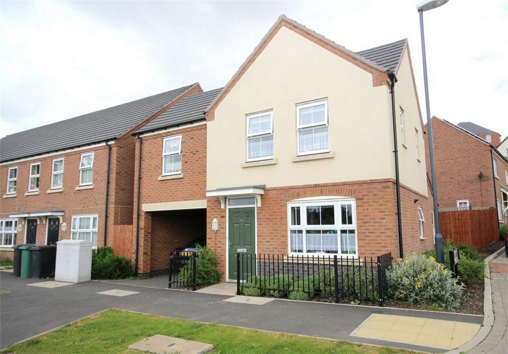 3 Bedrooms Detached House for sale in Queen Elizabeth Road, Nuneaton, Warwickshire