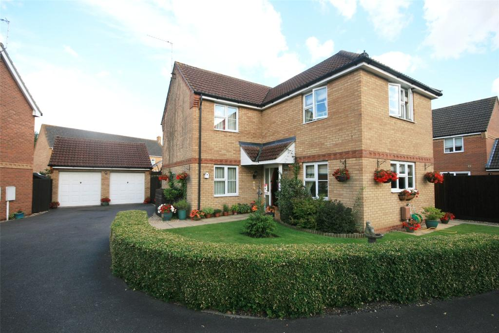 4 Bedrooms Detached House for sale in Davidson Drive, Boston, PE21