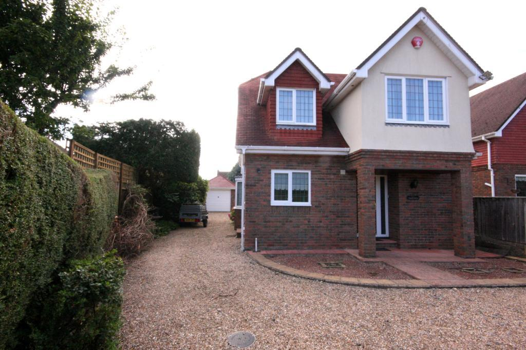 4 Bedrooms Detached House for sale in Manchester Road, Sway, Hampshire, SO41