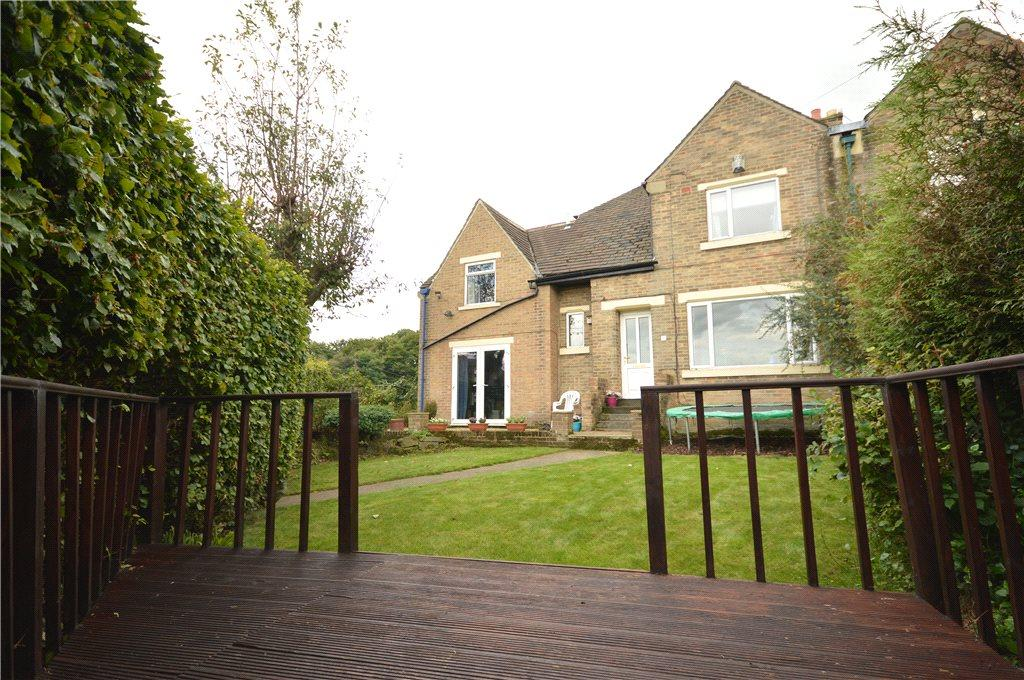 4 Bedrooms Semi Detached House for sale in Harper Grove, Idle