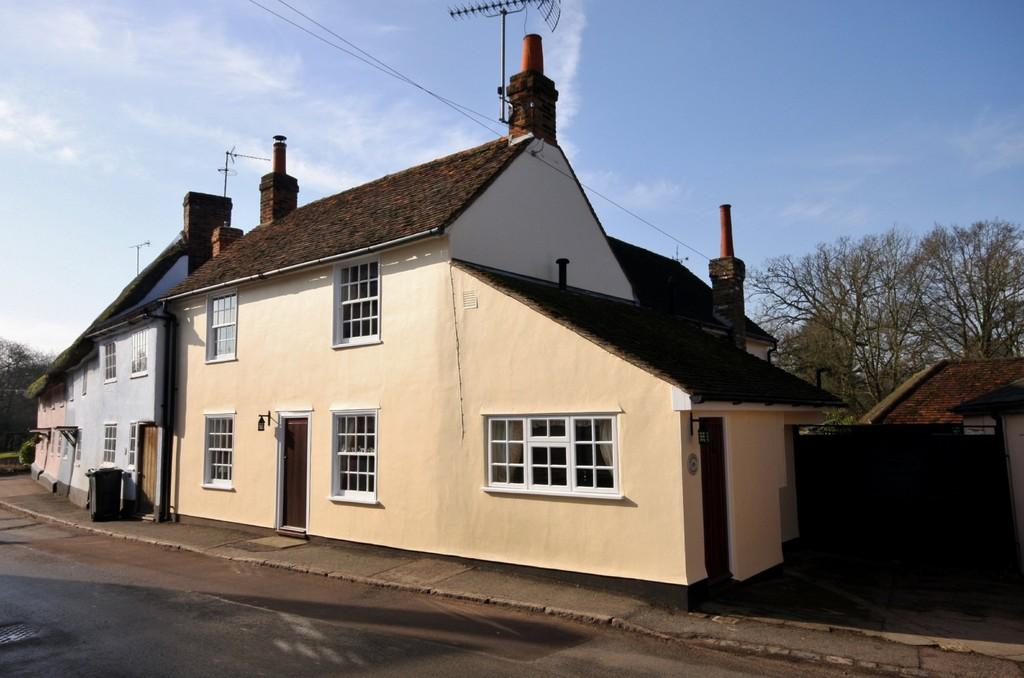 4 Bedrooms End Of Terrace House for sale in The Street, Braughing