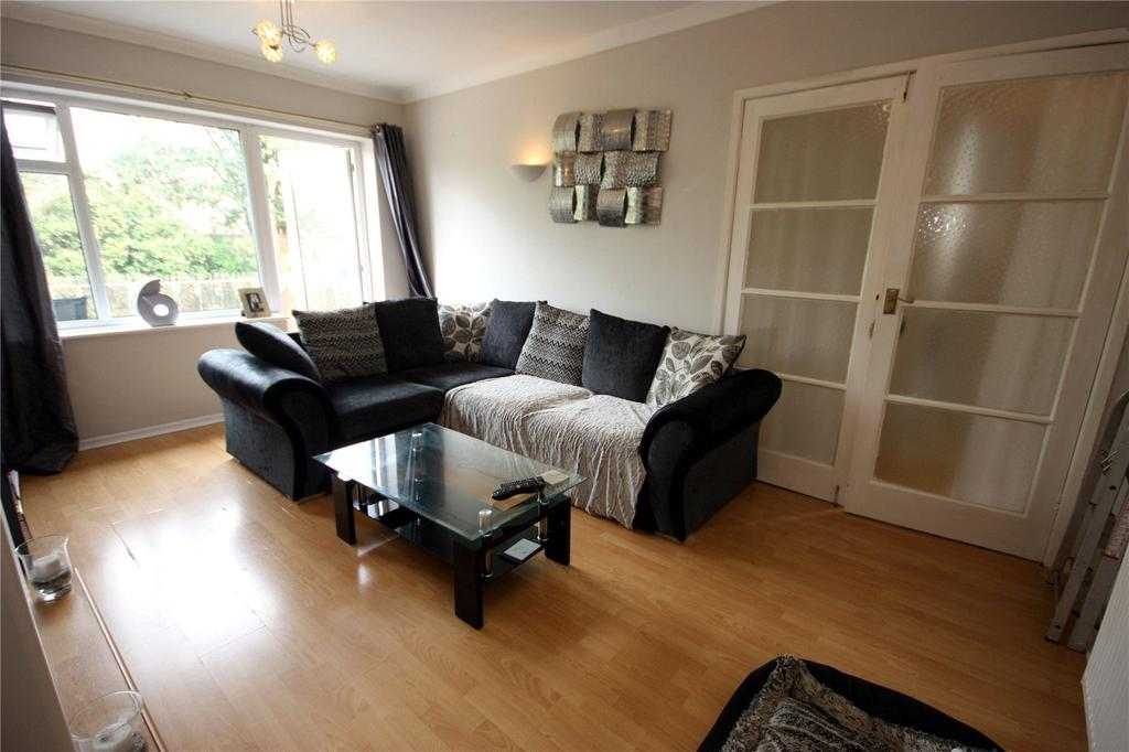 2 Bedrooms Apartment Flat for sale in Milton Court, Compton Road, Sherwood, Nottingham, NG5