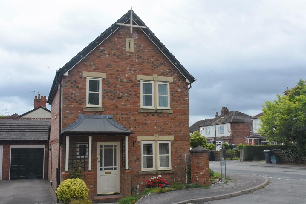 3 Bedrooms Detached House for sale in Ashley Grange, Davenham