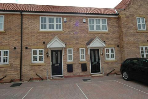 2 bedroom terraced house to rent - Pools Brook Park, Kingswood