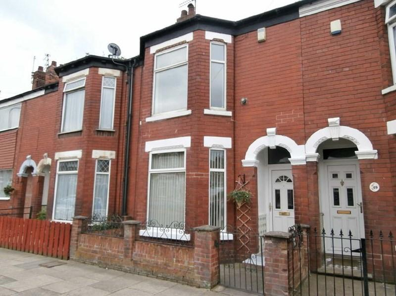 3 Bedrooms Terraced House for sale in Summergangs Road, East Hull,
