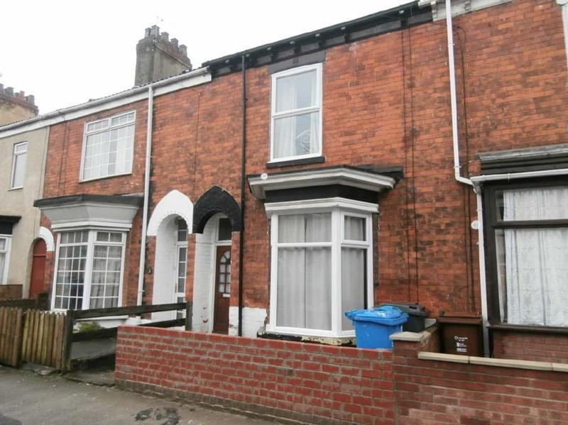 3 Bedrooms Terraced House for sale in Pendrill Street, West Hull,