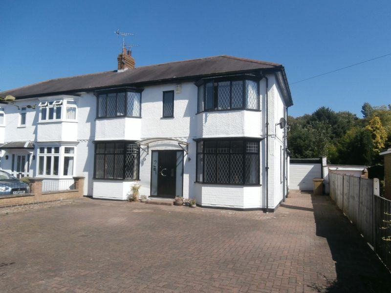 3 Bedrooms Semi Detached House for sale in Beverley Road, Kirkella,