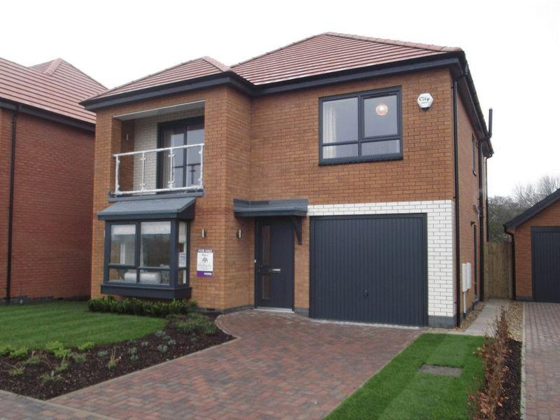 4 Bedrooms Detached House for sale in Mulberry Walk, Pickering Road,