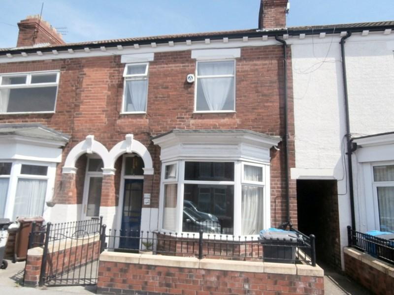 2 Bedrooms Terraced House for sale in De La Pole Avenue, West Hull, East Yorkshire